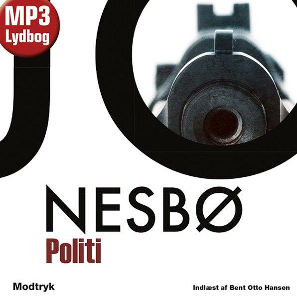 Image of   Politi - Jo Nesbø - Cd Lydbog