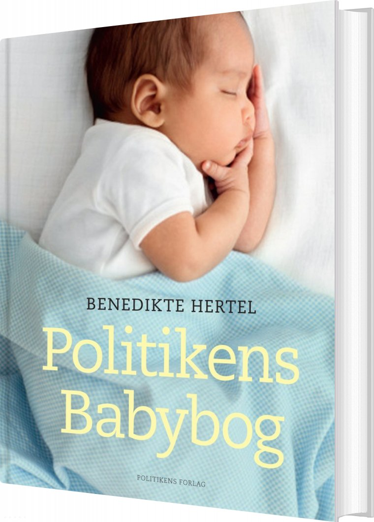 Politikens Babybog - Benedikte Hertel - Bog