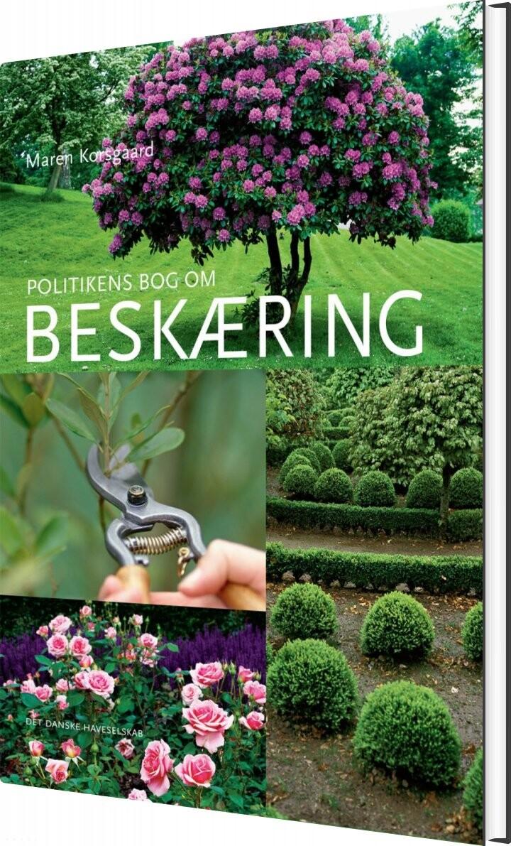 Image of   Politikens Bog Om Beskæring - Maren Korsgaard - Bog