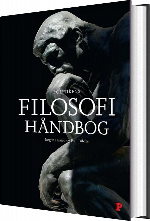 Politikens Filosofihåndbog - Poul Lübcke - Bog