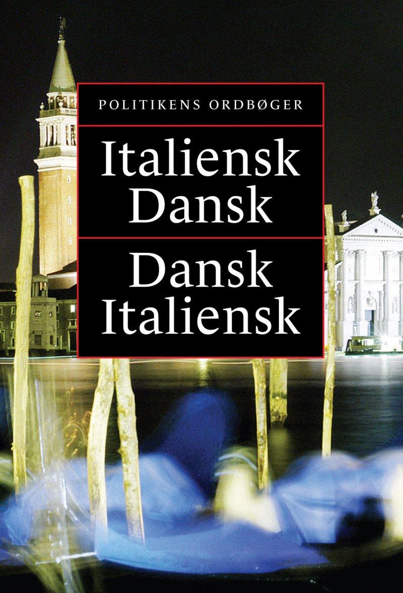 Politikens Italiensk-dansk, Dansk-italiensk - Peter Jepsen - Bog
