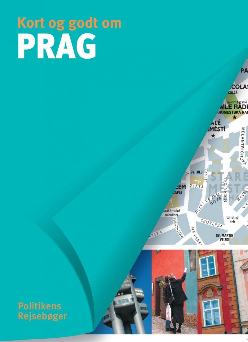 Kort Og Godt Om Prag - William Fischer - Bog