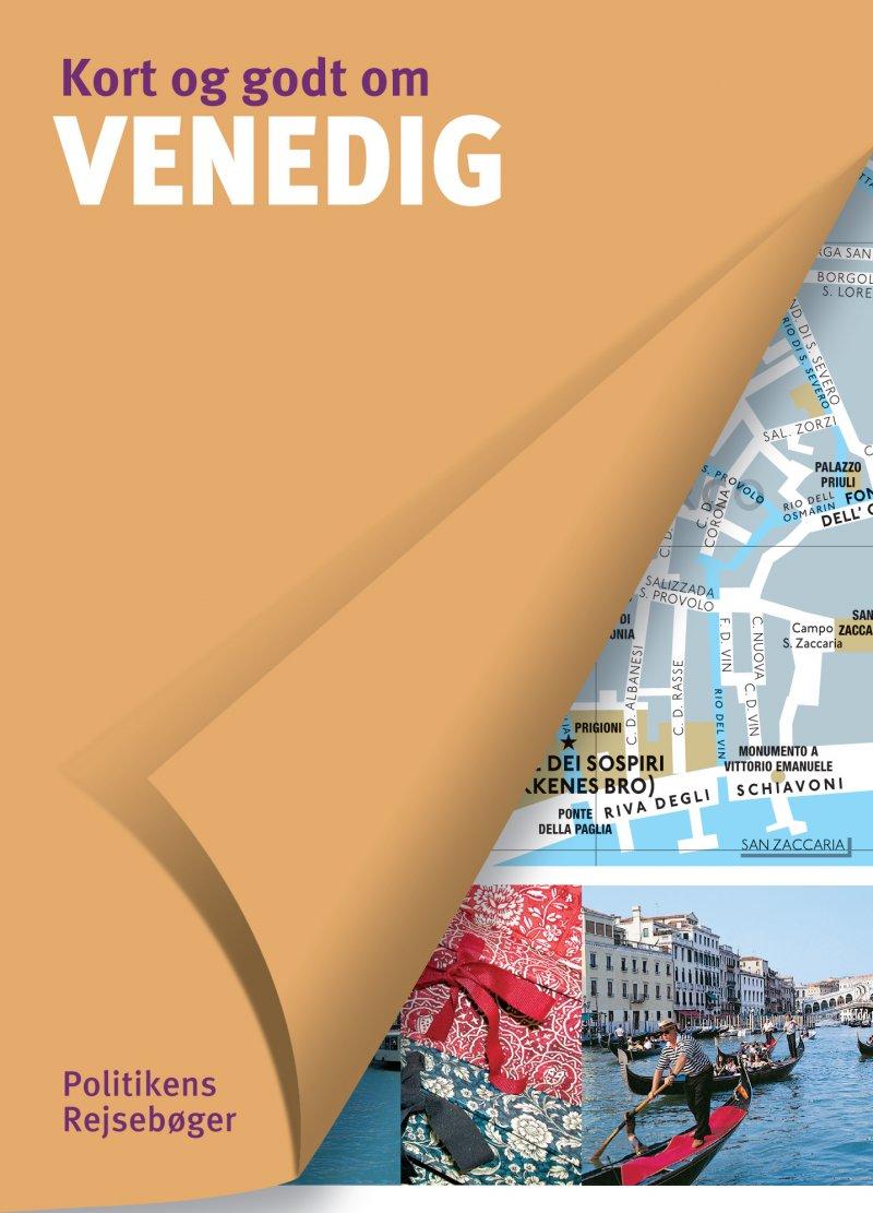 Kort Og Godt Om Venedig - Raphaëlle Vinon - Bog