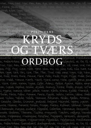 Image of   Politikens Kryds Og Tværs Ordbog - Diverse - Bog