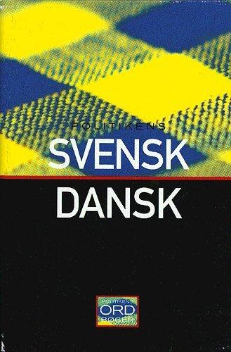 Image of   Politikens Svensk-dansk, Dansk-svensk - Jan Katlev - Bog