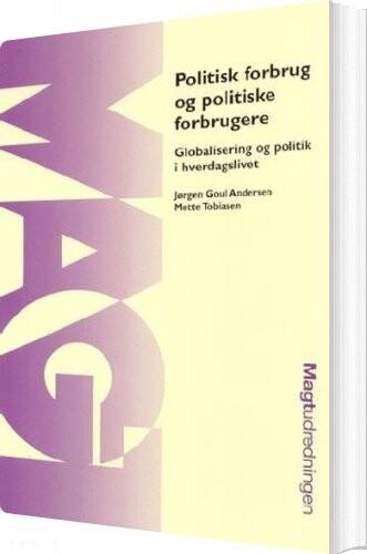 Image of   Politisk Forbrug Og Politiske Forbrugere - Jørgen - Bog