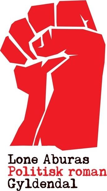 Image of   Politisk Roman - Lone Aburas - Bog