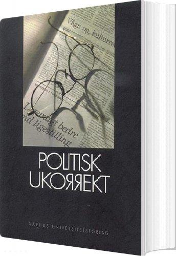 Image of   Politisk Ukorrekt - Diverse - Bog