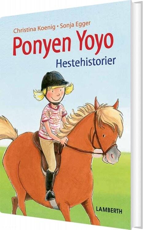 Ponyen Yoyo - Christina Koenig - Bog
