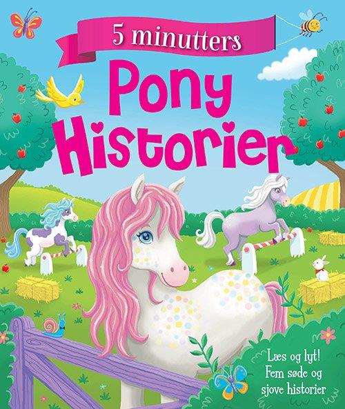 Ponyhistorier - 5 Minutters - Diverse - Bog