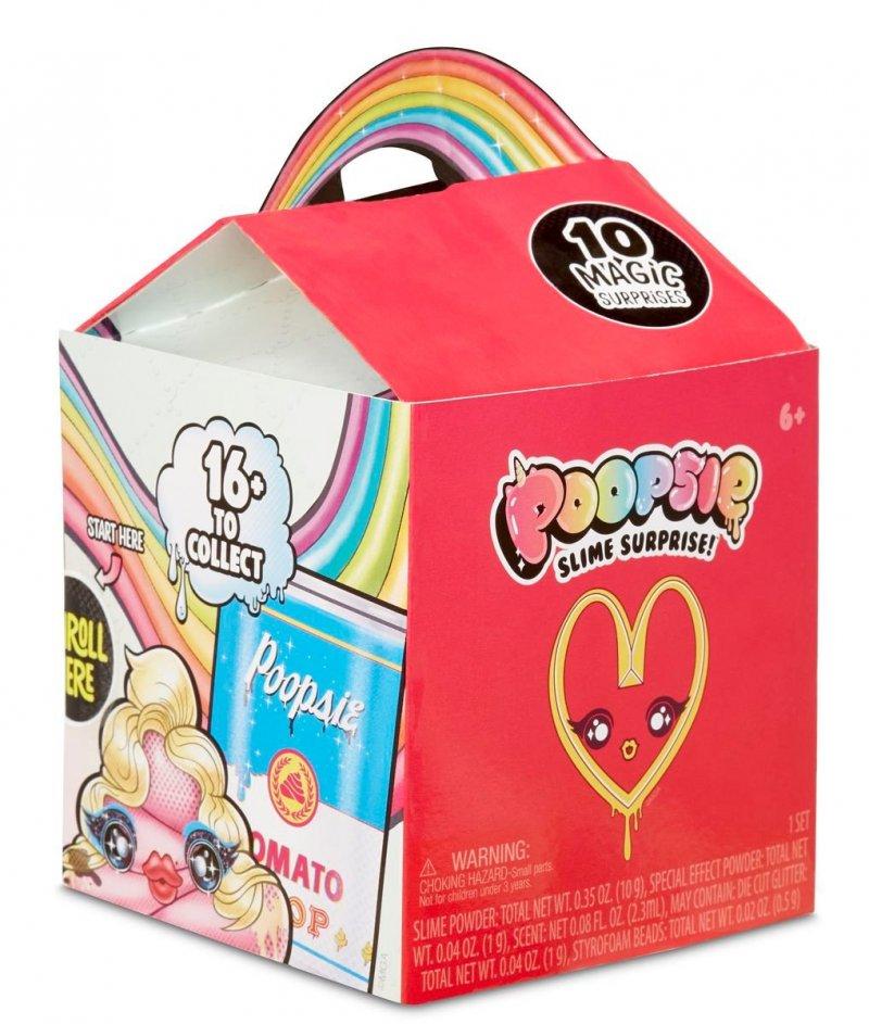 Image of Poopsie Slim Legetøj - Slime Surprise - Poop Pack