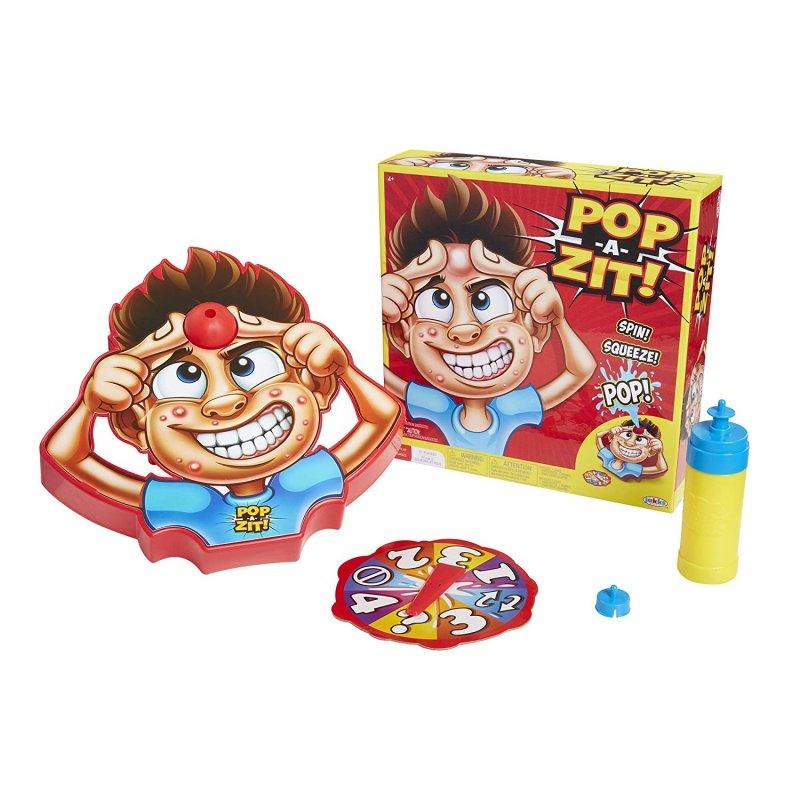 Pop A Zit - Brætspil
