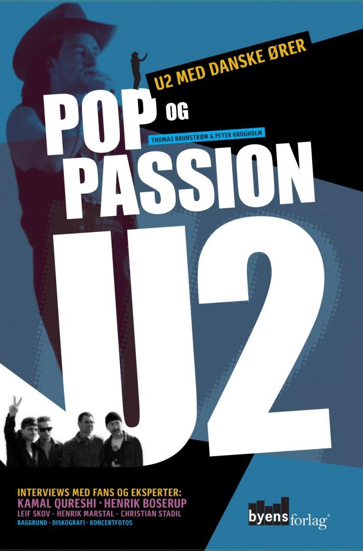Image of   Pop & Passion - Thomas Brunstrøm - Bog