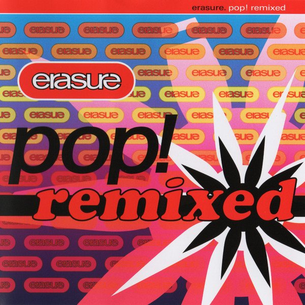 Image of   Erasure - Pop! Remixed - CD