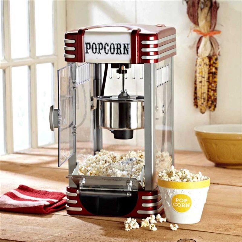 Image of   Popcorn Maskine - 3,8l