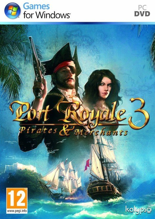 Image of   Port Royale 3: Pirates & Merchants - PC