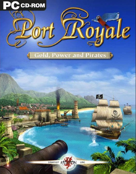 Image of   Port Royale - Gold Power And Pirates - PC