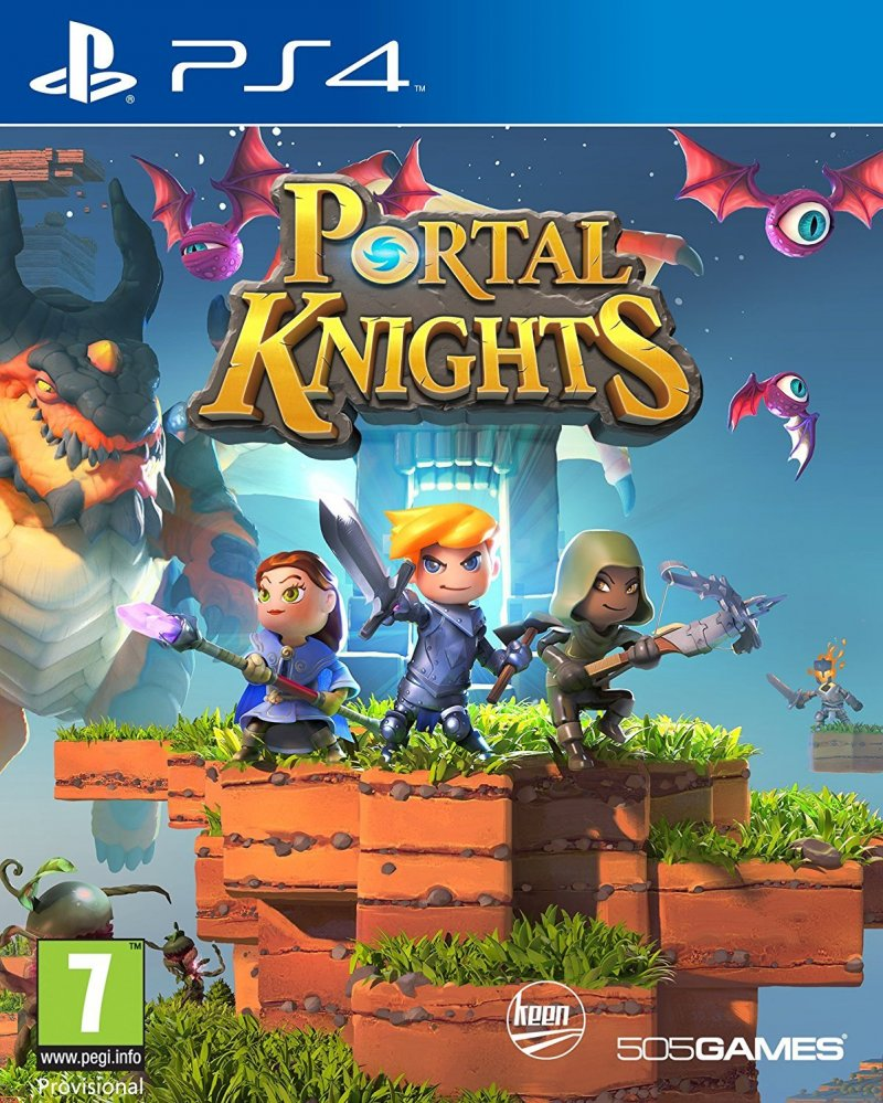 Image of   Portal Knights - PS4