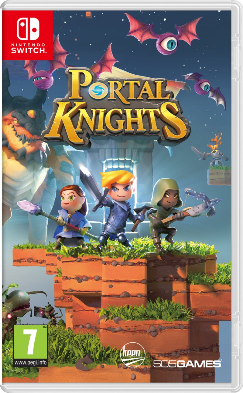 Image of   Portal Knights - Nintendo Switch