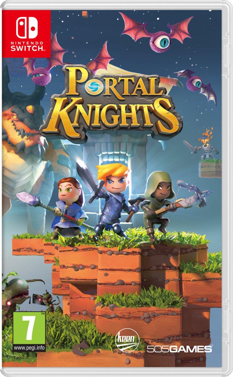 Image of   Portal Knights - Nintendo Switch