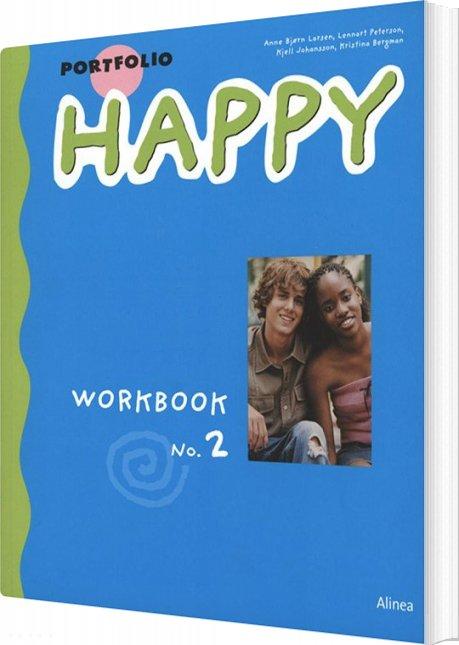 Image of   Portfolio, Happy No.2, Workbook, 8.kl - Anne Bjørn Larsen - Bog