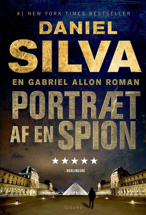 Image of   Portræt Af En Spion - Daniel Silva - Bog