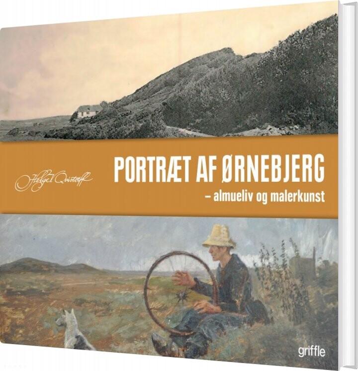Portræt Af ørnebjerg - Helge Qvistorff - Bog
