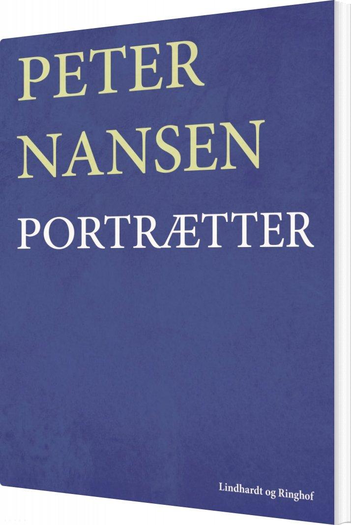 Image of   Portrætter - Peter Nansen - Bog