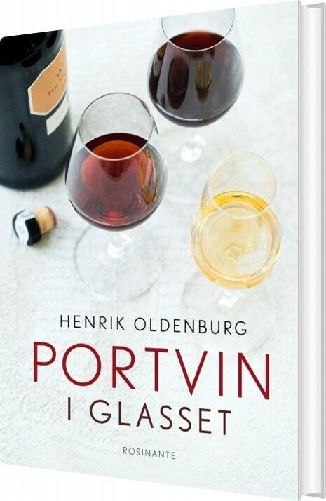 Billede af Portvin i glasset (Bog)