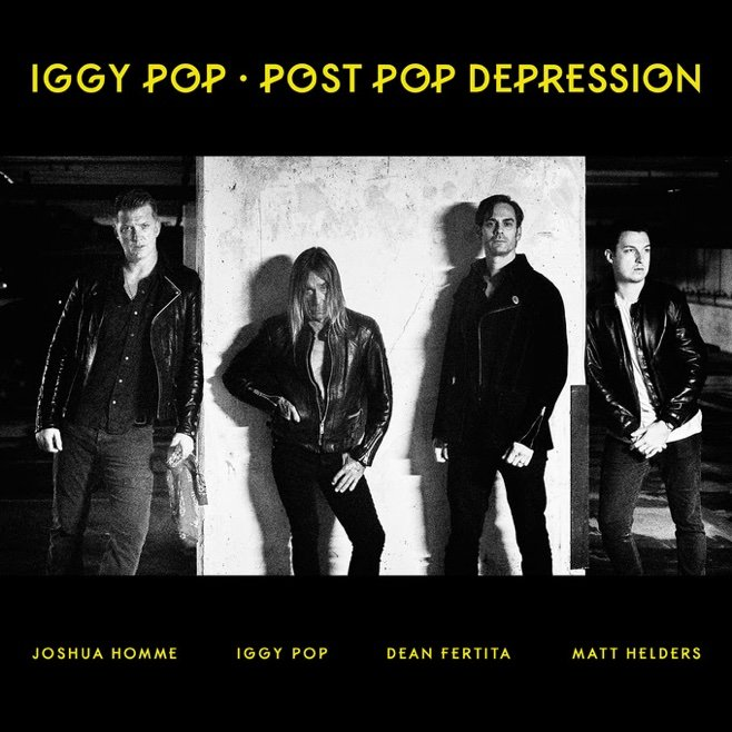 Image of   Iggy Pop - Post Pop Depression - CD