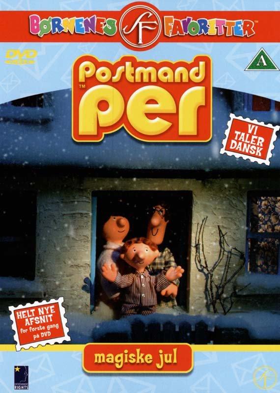 Image of   Postmand Per 15 - Magiske Jul - DVD - Film