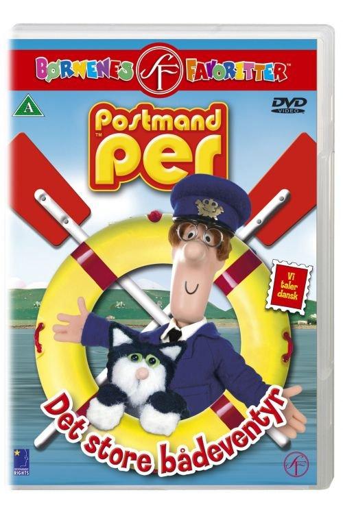 Billede af Postmand Per 23 - Det Store Bådeventyr - DVD - Film