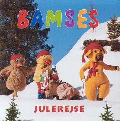 Image of   Bamses Julerejse - CD