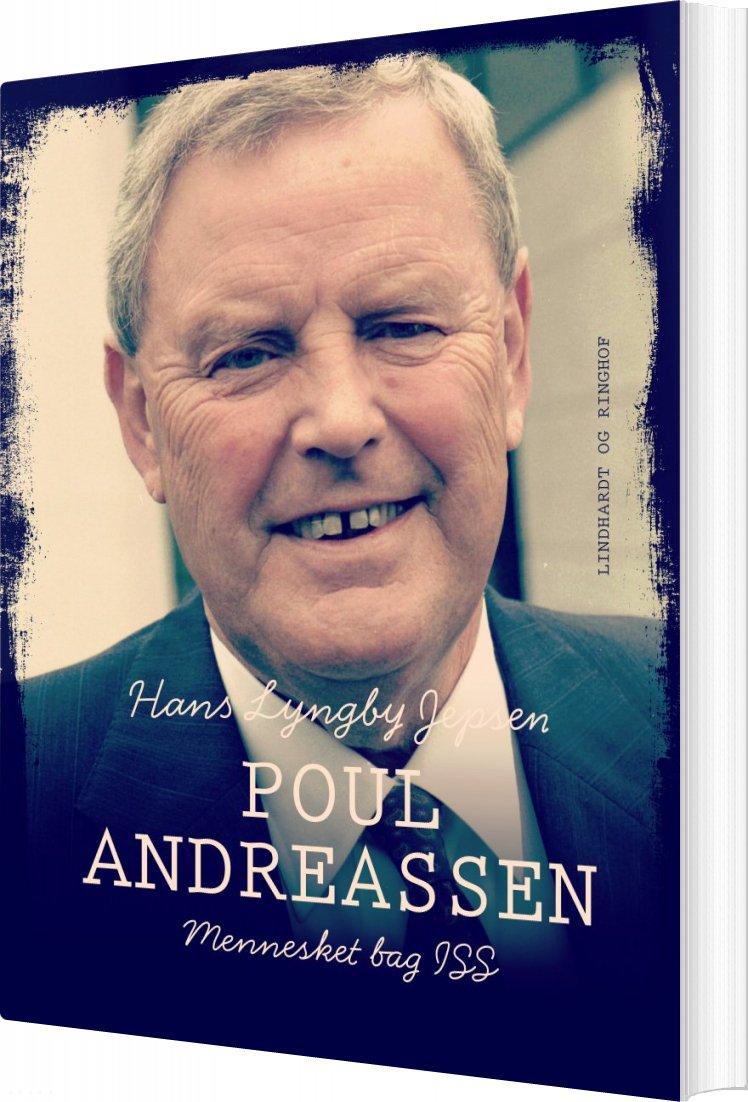Image of   Poul Andreassen - Mennesket Bag Iss - Hans Lyngby Jepsen - Bog