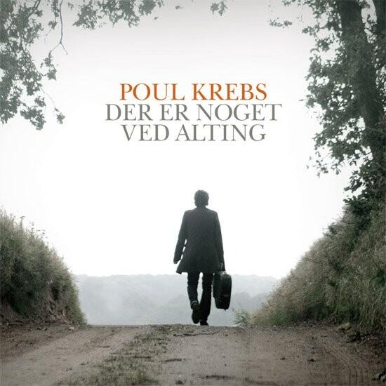 Poul Krebs - Der Er Noget Ved Alting - CD