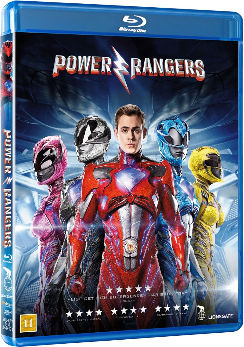 Power Rangers – Der Film