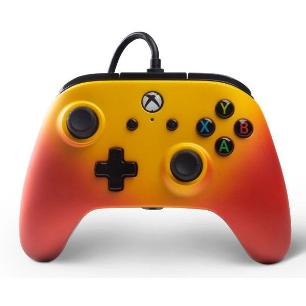 Image of   Powera - Enhanced - Gamepad Controller Til Xbox One - Solar Fade