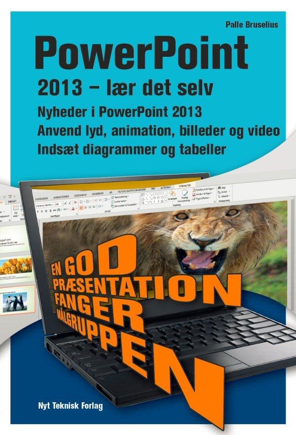Billede af Powerpoint 2013 - Palle Bruselius - Bog