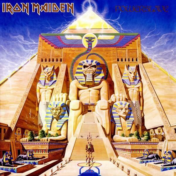 Iron Maiden - Powerslave - Vinyl / LP