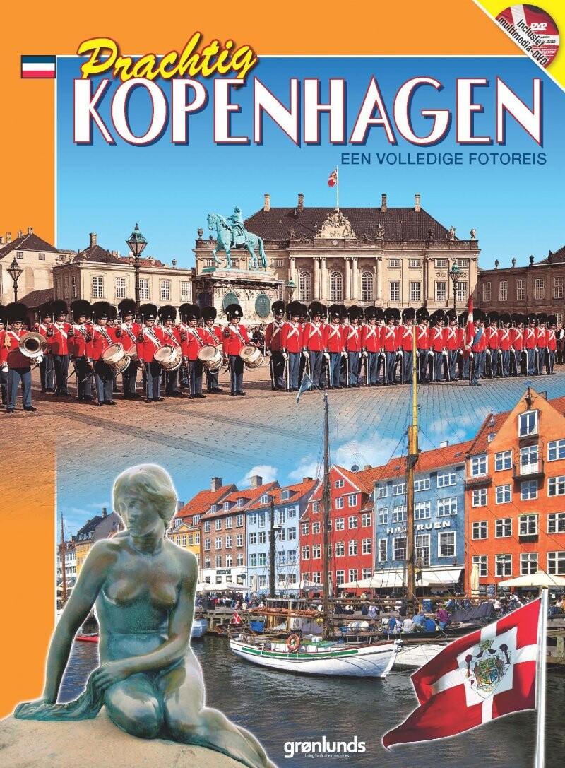 Billede af Prachtig Kopenhagen, Hollandsk (2012) - Grønlunds - Bog