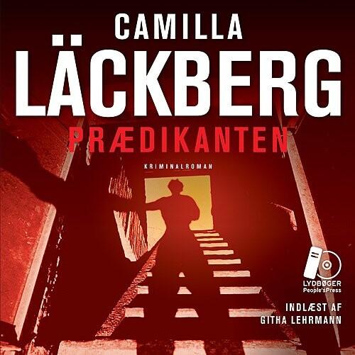 Prædikanten - Camilla Läckberg - Cd Lydbog