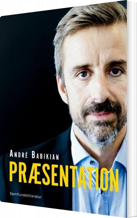Præsentation - André Babikian - Bog