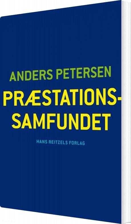 Image of   Præstationssamfundet - Anders Petersen - Bog