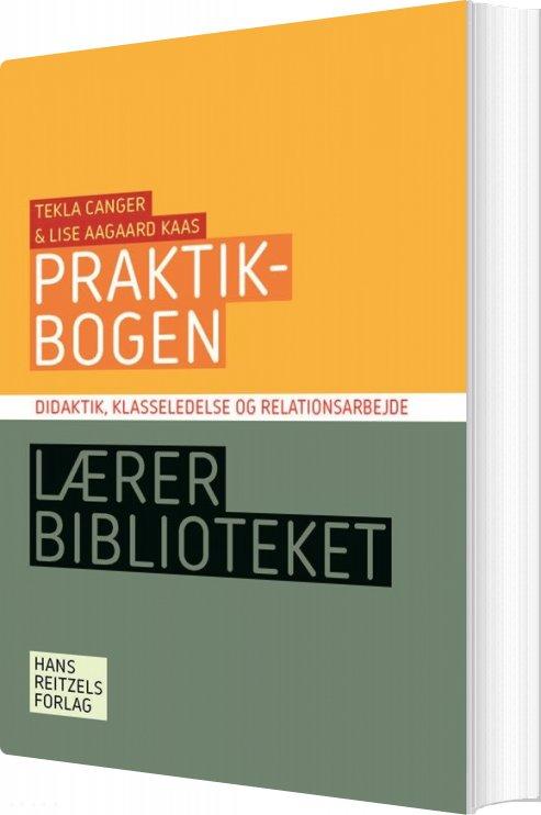 Image of   Praktikbogen - Tekla Canger - Bog