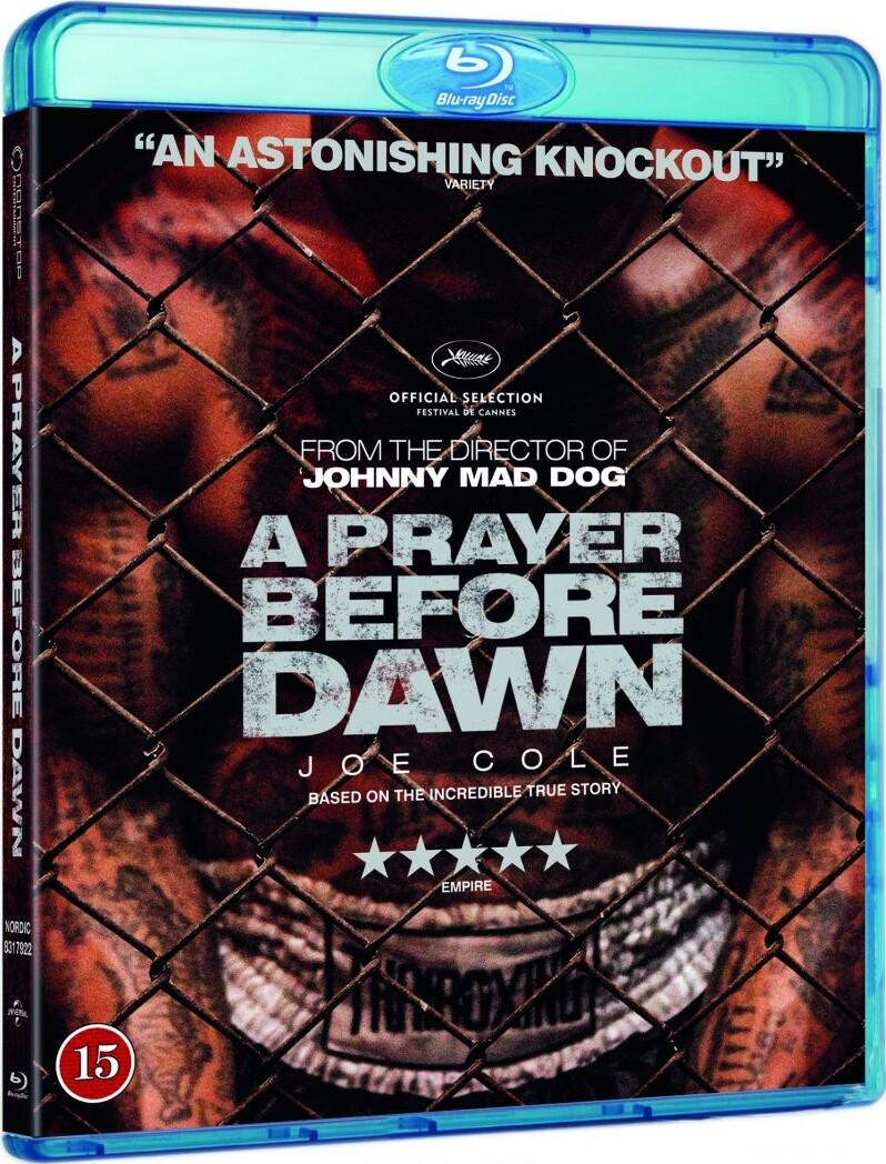 Image of   A Prayer Before Dawn - Blu-Ray
