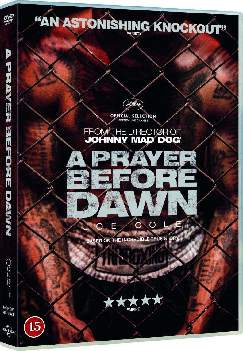 Image of   A Prayer Before Dawn - DVD - Film