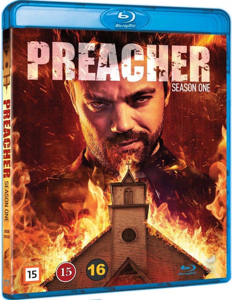 Preacher - Sæson 1 - Blu-Ray - Tv-serie