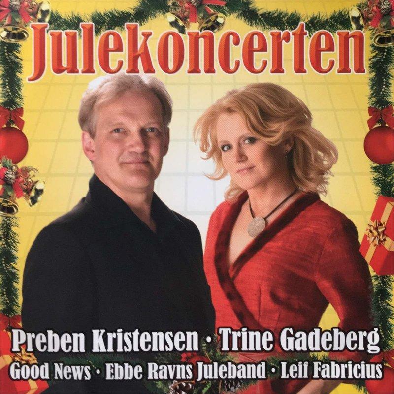 Image of   Preben Kristensen - Julekoncerten - CD