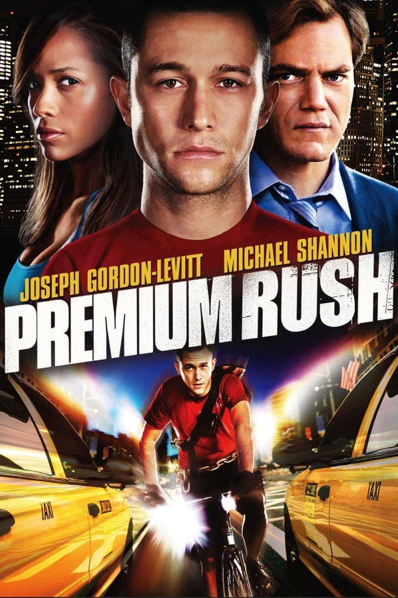 Image of   Premium Rush - DVD - Film