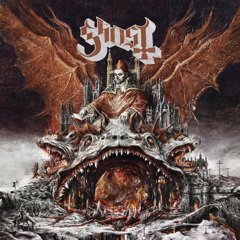 Image of   Ghost - Prequelle - CD